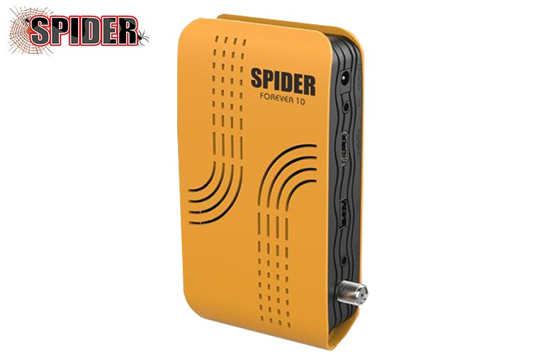 تحديث جديد لجهاز SPIDER FOREVER  بتاريخ 04-06-2020
